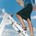 vrouwen aan de top