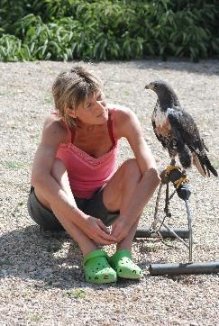 Over vrouwen en roofvogels