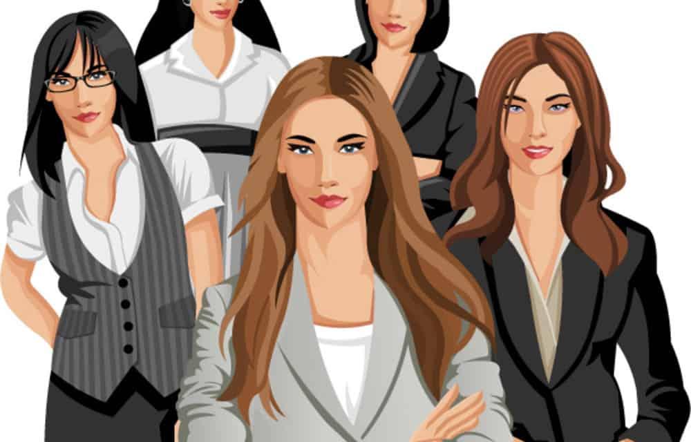 Vrouwelijk leiderschap: 'Goed voorbeeld doet goed volgen'
