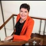 Nederland, Weesp, 01-04-2015Vreneli Stadelmaier Zij schreef het boek 'Fuck die onzekerheid', een zelfhulpboek voor vrouwen die lijden aan het bedriegerssyndroom/impostor syndrome, ofwel de angst om door de mand te vallenFoto Marco Okhuizen