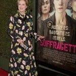 "LOS ANGELES - OCT 20: Meryl Streep at the ""Suffragette"" LA Prem"