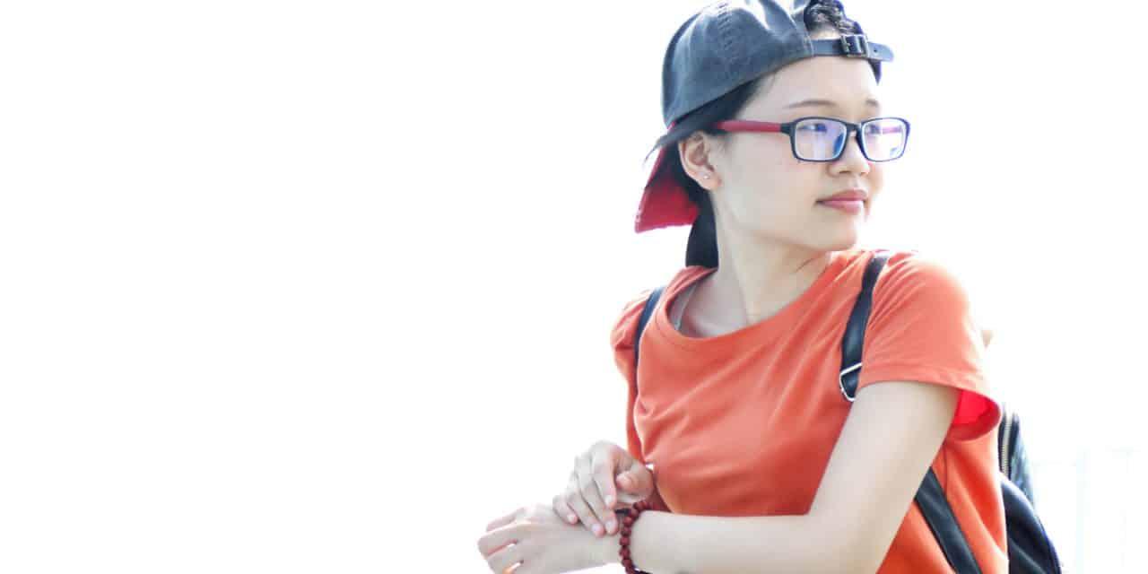 Aparte vrouwenrijen op Chinese vliegvelden
