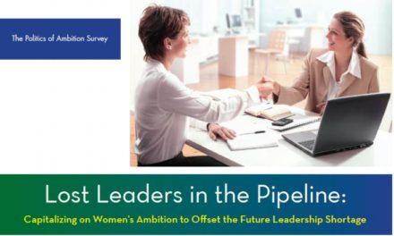 Nieuw onderzoek: bedrijven verliezen talentvolle ambitieuze vrouwen ergens onderweg.
