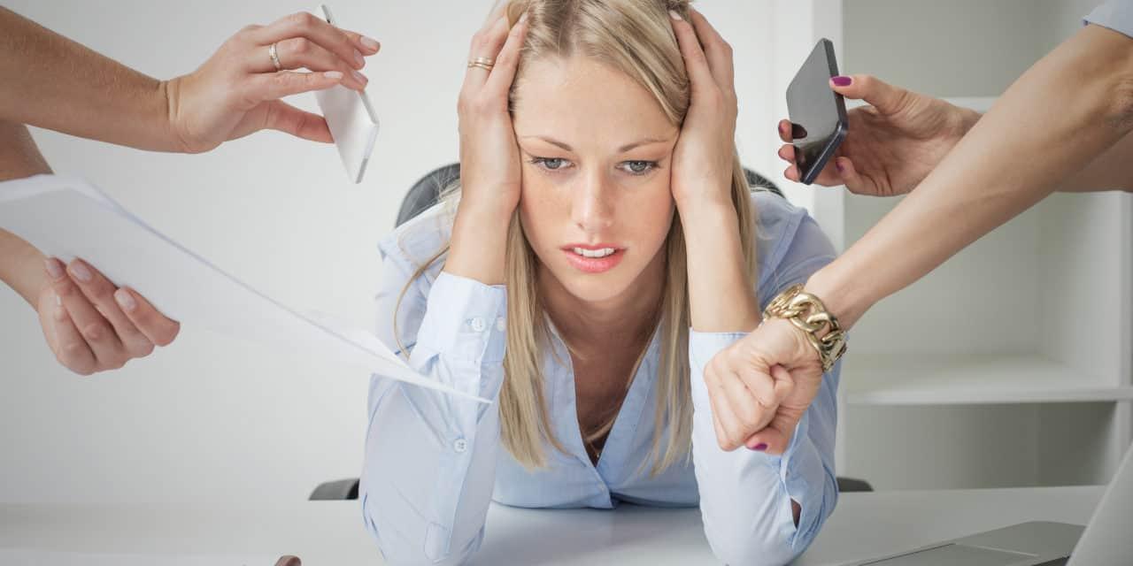 Jonge vrouwen, wees wat egoïstischer op je werk