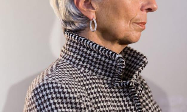 Christine Lagarde en haar hoop om jonge vrouwen te inspireren tot leiderschap