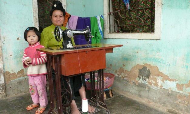 Microkrediet voor Moeders