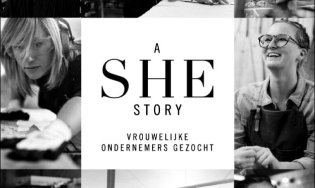 A She Story: vrouwelijke ondernemers gezocht!