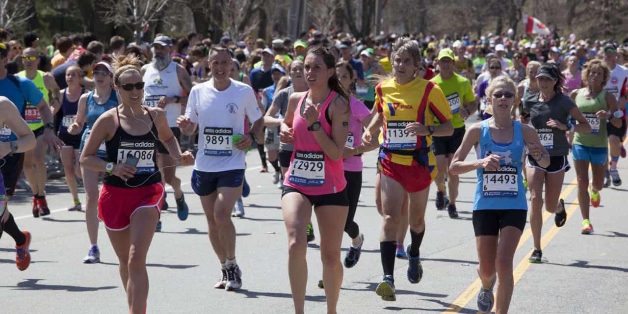 'Vrouwen te fragiel om marathon te lopen'