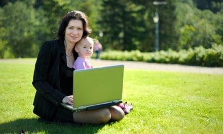Moederschap en carrière gaan prima samen