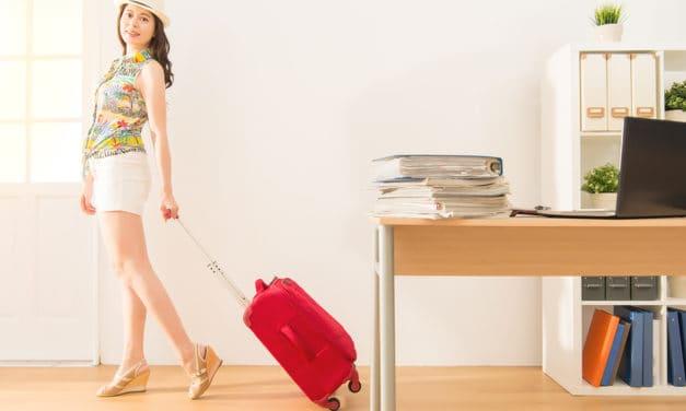Hoe combineer je business met pleasure deze vakantie?