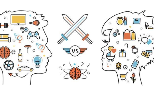 Zijn jouw hersenen mannelijk of vrouwelijk?