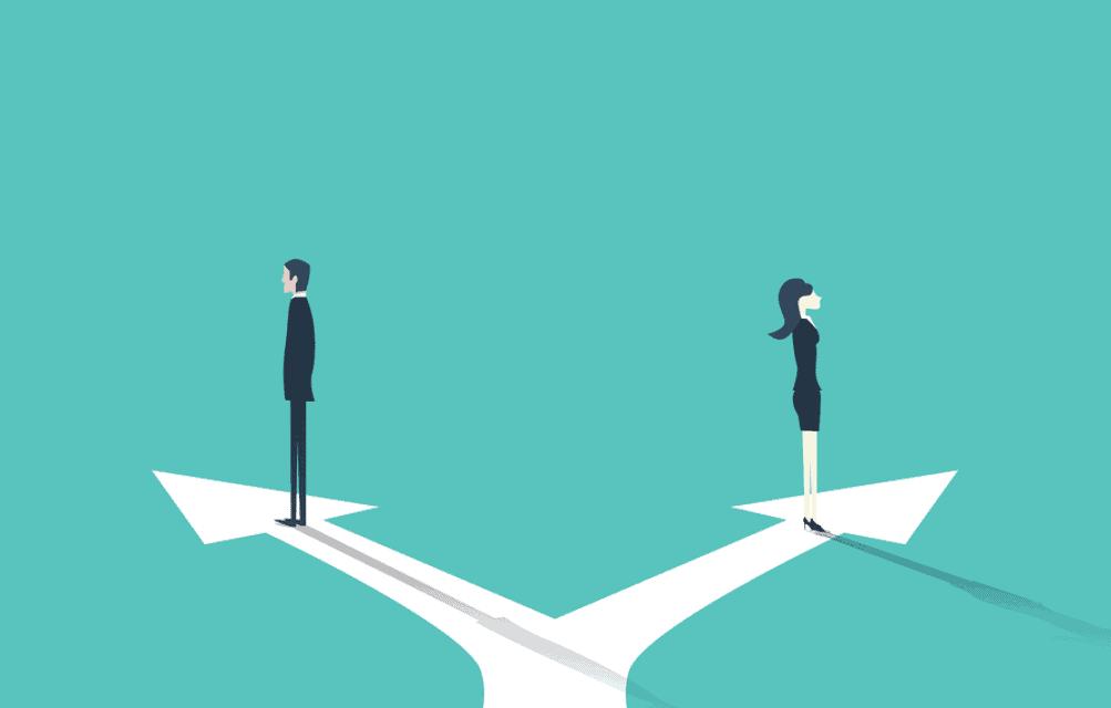 Afwisselende stijl vrouwelijke manager zorgt voor verwarring