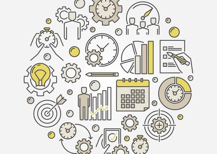 7 kenmerken van productieve mensen