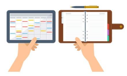 7 tips: wees je agenda de baas