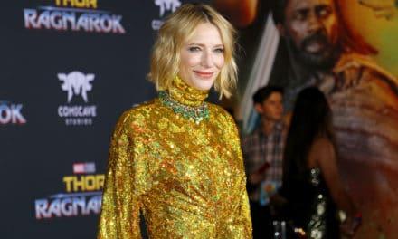 Cate Blanchett's perfecte boodschap voor al het mannelijk geslacht