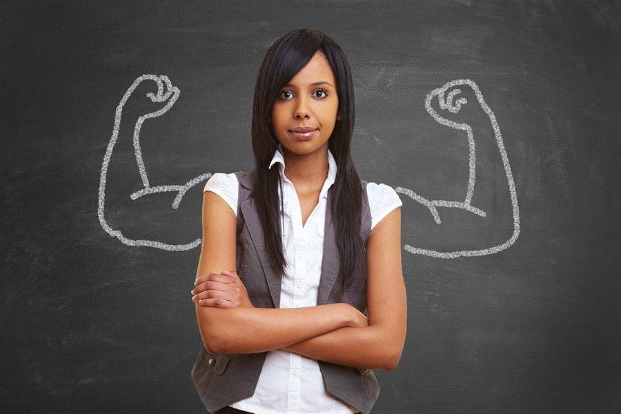 In 6 stappen meer zelfvertrouwen