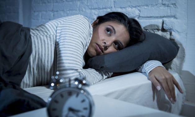 Vrouw, denk aan je slaap