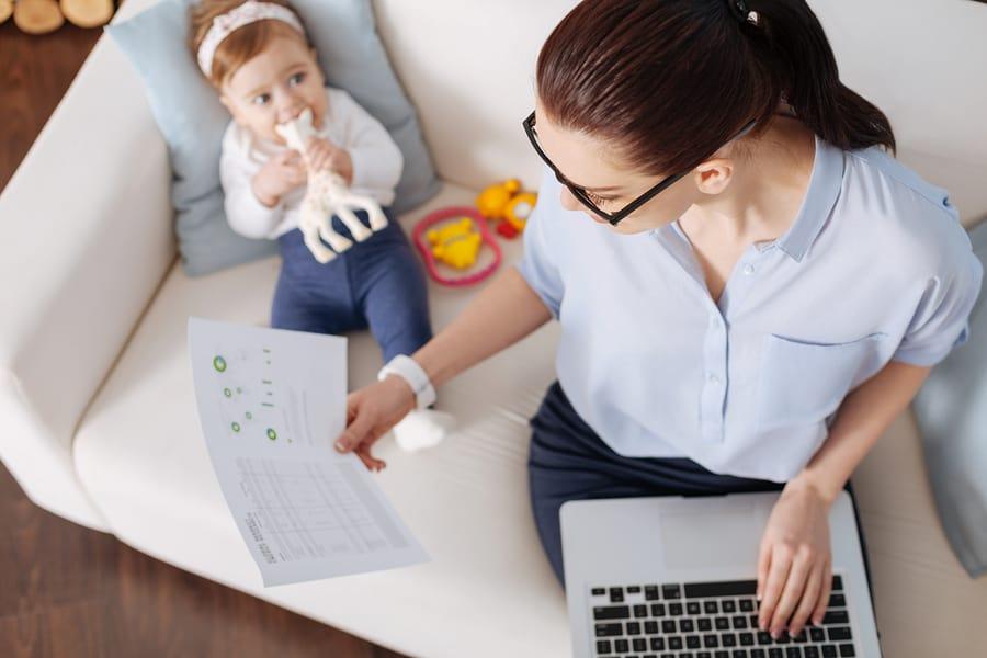 Vrouwen krijgen minder snel promotie na het starten van een gezin