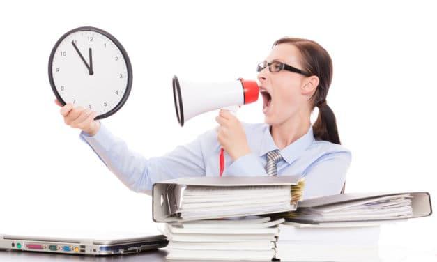Zijn wij doorgeschoten in timemanagement?