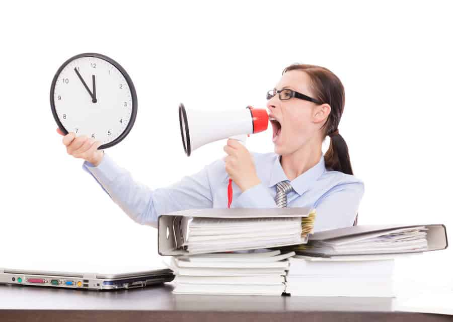 Zijn wij doorgeschoten in timemanagement?