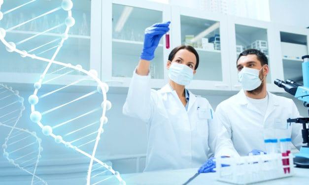 Vrouwen in de wetenschap doen niet onder voor de mannen