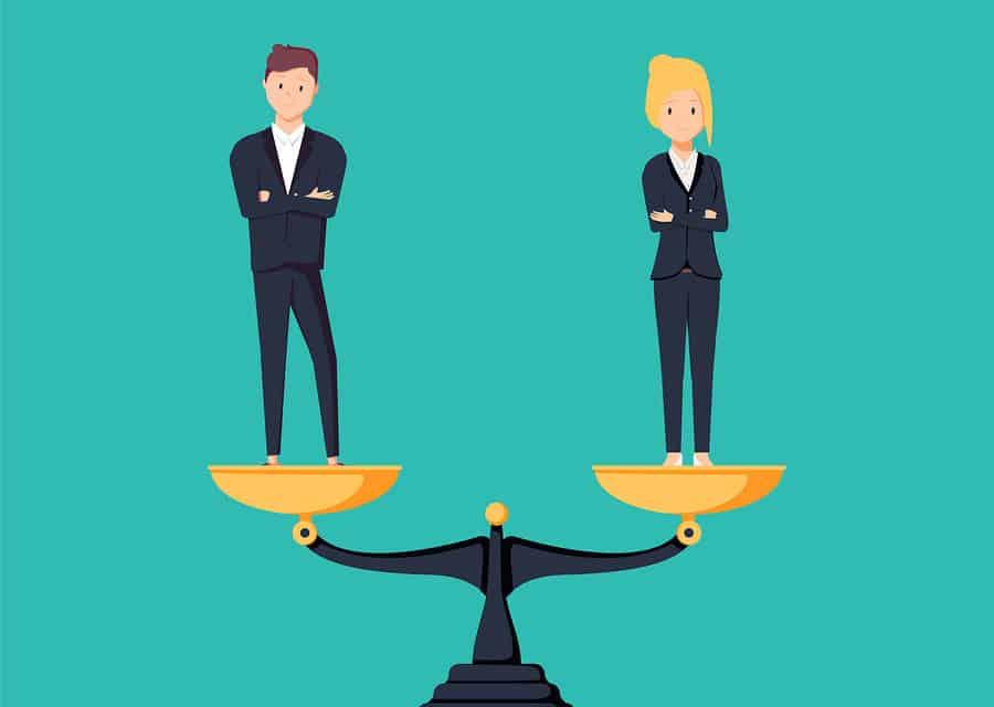 Digitale opmars voor gendergelijkheid