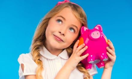 Oneerlijke start: jongens krijgen meer zakgeld dan meisjes