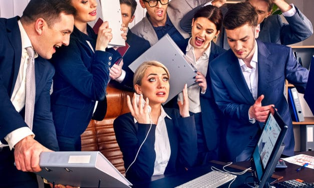 Acute stress maakt minder gevoelig voor feedback