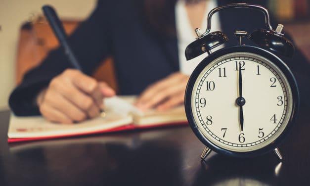 8 manieren waarop jij je tijd verspilt (en hoe het beter kan)
