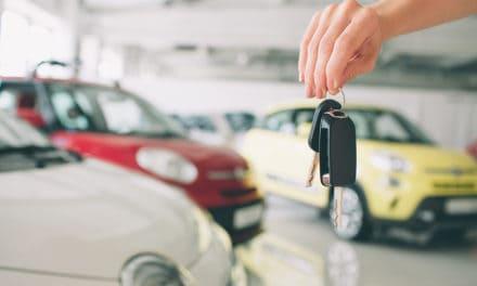 Jong talent trek je niet meer met een dure leaseauto