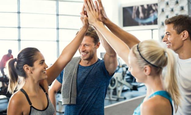 De helft van stilzittende werknemers gaat sporten als de baas betaalt