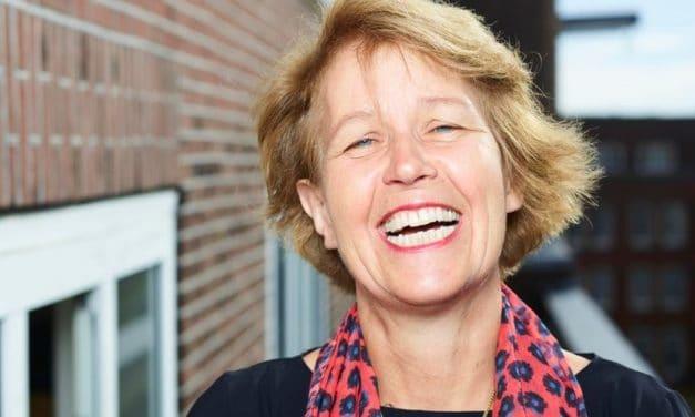 """Diplomaat Margriet Leemhuis: """"Vrouwen, spreek je ambities uit."""""""