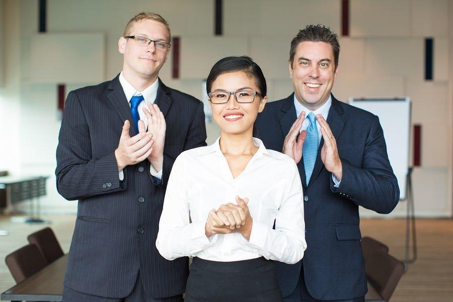 Vrouwen beoordeeld als minder goede leiders
