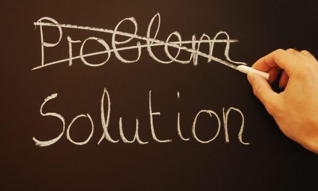 Oplossingsgericht omgaan met werkproblemen