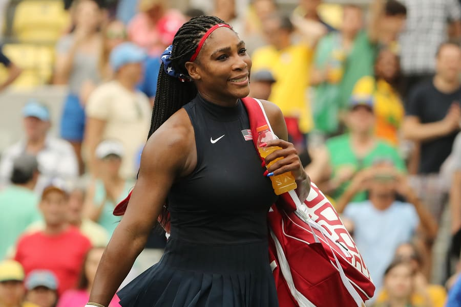 Serena Williams, sportkleding en seksisme in de tenniswereld?