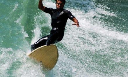 Een stap in de goede richting: gelijke beloning bij het surfen