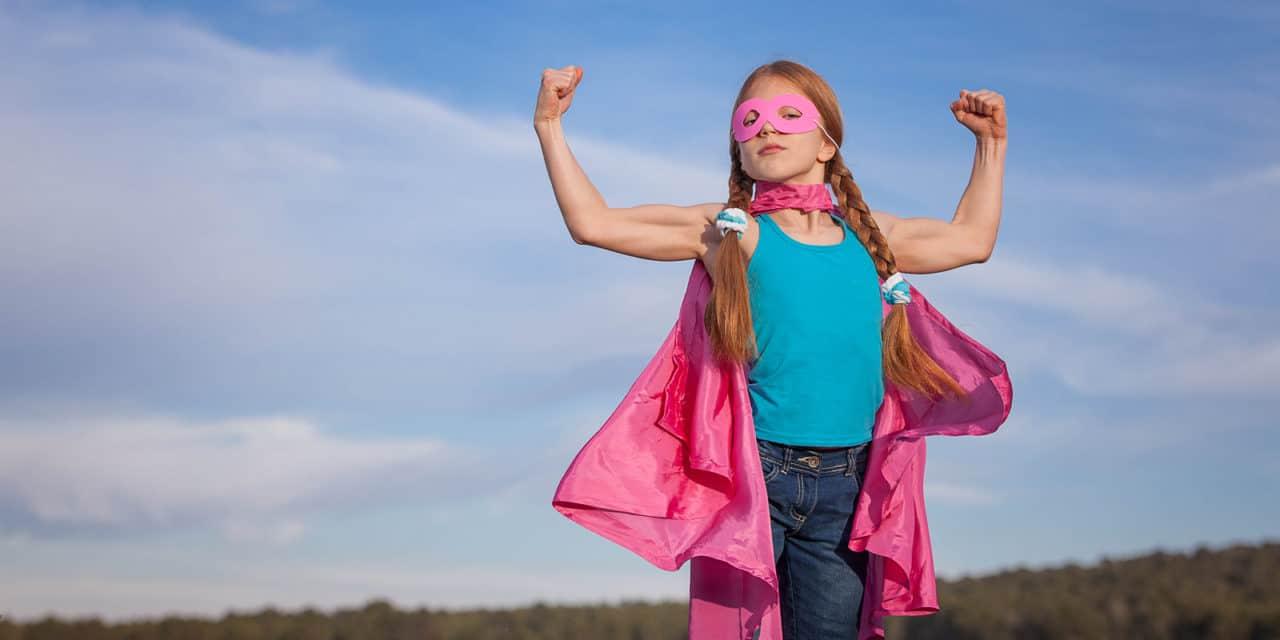 Zelfvertrouwen meisjes neemt drastisch af in puberteit
