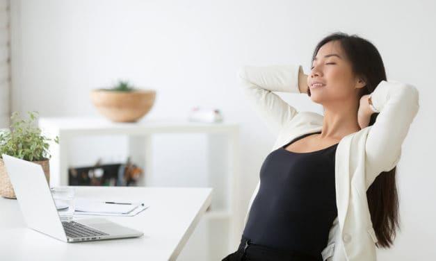 9 tot 5 mentaliteit beter voor werkgeluk