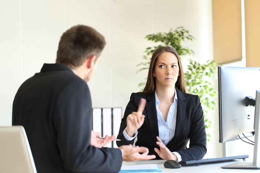 Tip voor mannen om te netwerken met een vrouw