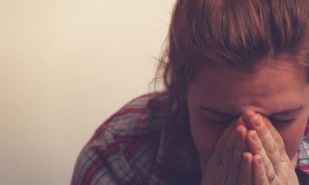 Waarom een keer per week huilen het geheim is voor een stressvrij leven