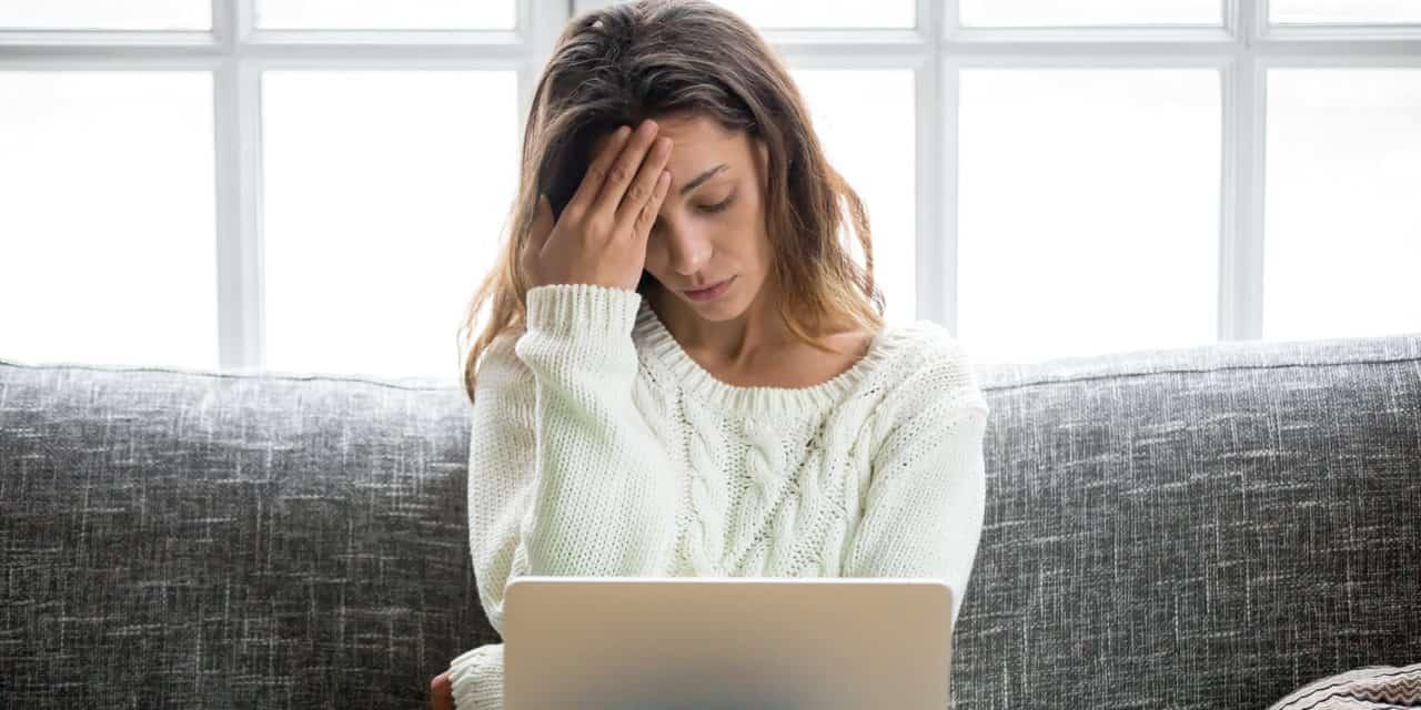 Vrouwen die lange werkdagen maken zijn vaker depressief