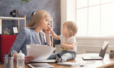De beste tips om werk en een baby te combineren