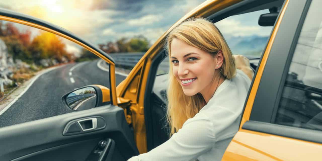 Vrouwen kunnen niet autorijden en dit is waarom