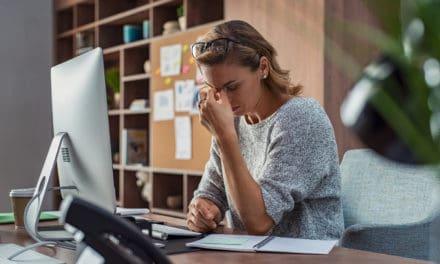 11% van alle werkenden zit tegen burn-out aan