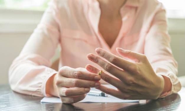 Stellen met zieke vrouw scheiden eerder dan met zieke man