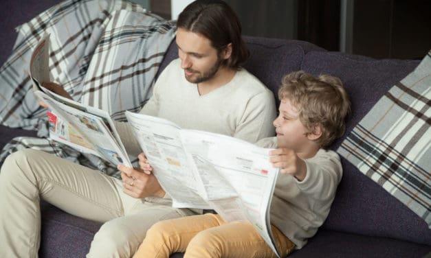 Meer vaderschapsverlof is goed voor vrouwen
