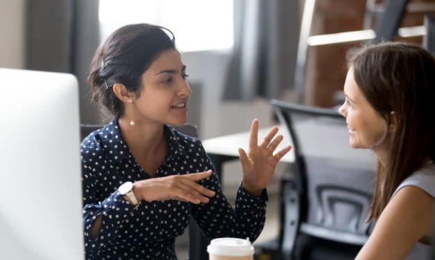 Hoe reageer je aardig als je geen tijd hebt voor je collega?