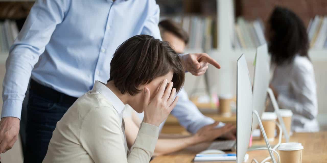 8 fouten die je als baas wil voorkomen