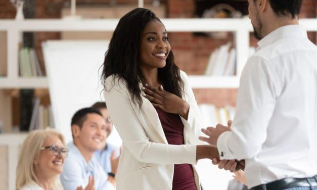 Minder burn-outs als werknemers zich gewaardeerd voelen