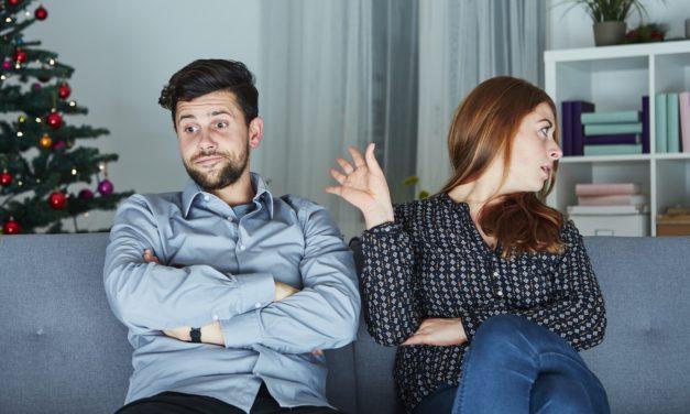 Vrouwen hebben meer emotional labour met Kerst